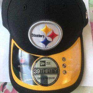 Other - Black/Gold Pittsburgh Steelers Sideline hat